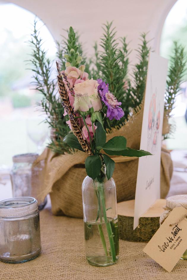 Reception Flowers Joanna Carter Wedding Flowers Oxford Oxfordshire Berkshire