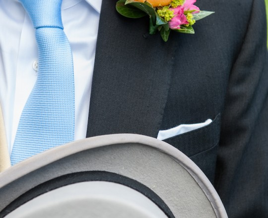 Wedding Flowers Berkshire Marquee Wedding Buttonhole