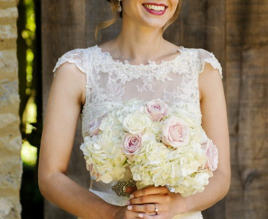 Gorgeous Brides Bouquet Tythe Barn Launton Oxfordshire Joanna Carter Wedding Flowers Oxfordshire Buckinghamshire Berkshire Surrey London