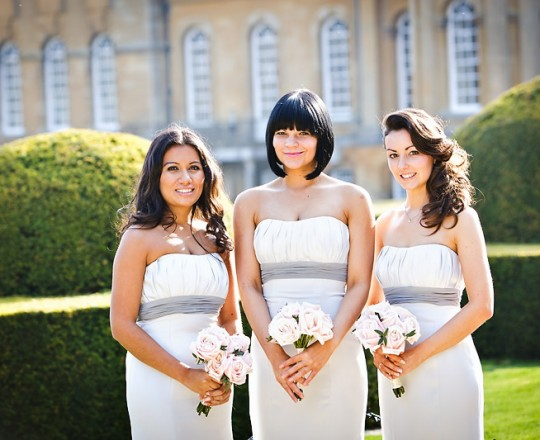 Blenheim Palace - Beautiful bespoke elegant bouquet arrangements - gorgeous fabulous wedding flowers by Joanna Carter Wedding Flowers, Oxford, Oxfordshire, Buckinghamshire, Berkshire and London.