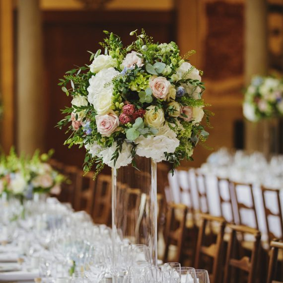 Gorgeous Elegant Oxford College Wedding Flowers at Rhodes House Oxford Joanna Carter Wedding Flower Oxford Oxfordshire Buckinghamshire Berkshire London
