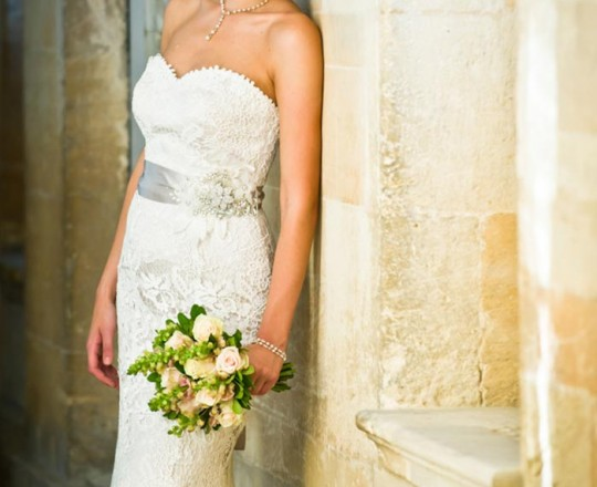 Beautiful Bespoke Elegant Brides Bouquet, with fabulous and gorgeous wedding flowers at Blenheim Palace - Joanna Carter Wedding Flowers, Oxford, Oxfordshire, Buckinghamshire, Berkshire and London