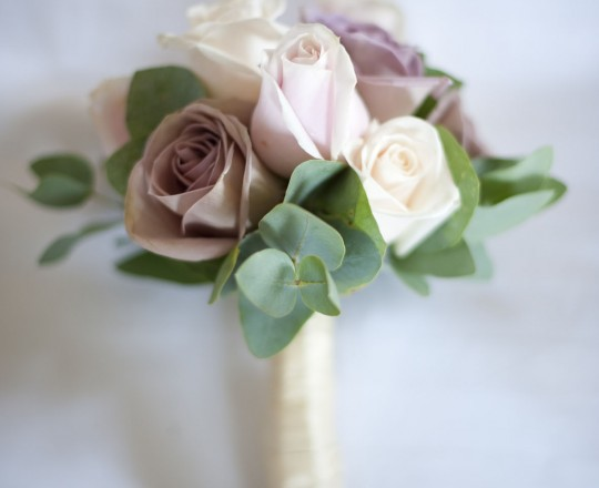 Bridesmaids Bouquet, Joanna Carter Wedding Flowers, Oxfordshire, Buckinghamshire, Berkshire & London