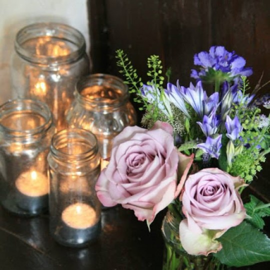 Wedding Flowers Berkshire: Florence And Russell's Fabulous Wedding Flowers At Caswell