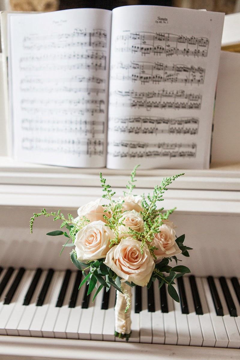 Bridesmaid Bouquet, Joanna Carter Wedding Flowers, Oxford, Oxfordshire, Buckinghamshire, Berkshire & London
