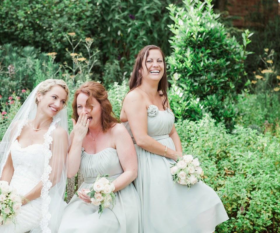Bridal Party Flowers, Joanna Carter Wedding Flowers, Oxford, Oxfordshire, Buckinghamshire, Berkshire & London