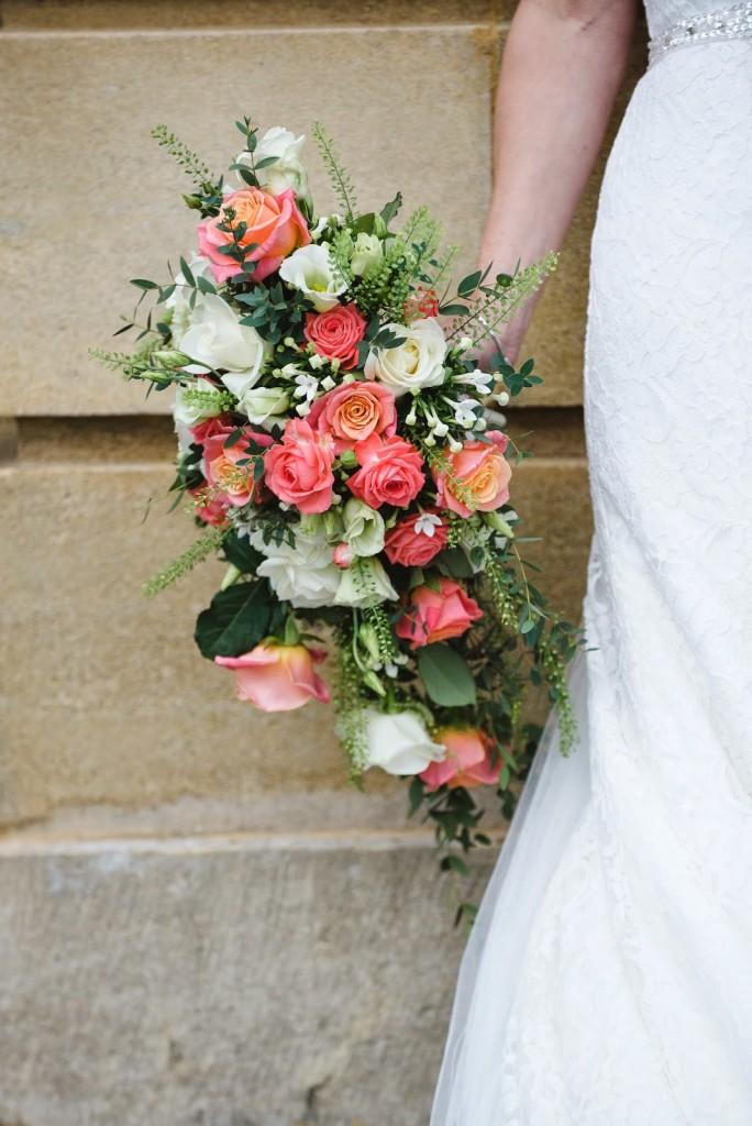 Bride's Bouquet, Joanna Carter Wedding Flowers, Oxford, Oxfordshire, Buckinghamshire, Berkshire and London
