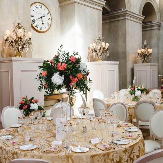 Blenheim Palace - Beautiful bespoke arrangements with gorgeous fabulous wedding flowers by Joanna Carter Wedding Flowers Oxford Oxfordshire Buckinghamshire Berkshire London