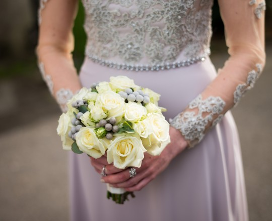 Gorgeous Bridesmaid Bouquet, Joanna Carter Wedding Flowers Oxford, Oxfordshire, Buckinghamshire, Berkshire & London