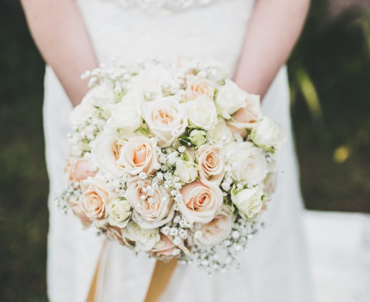 Beautiful Bespoke Elegant Brides Bouquet, with Gorgeous, Stunning Fabulous Flowers - Luxury wedding flowers at The Crazy Bear Oxford, Oxfordshire.