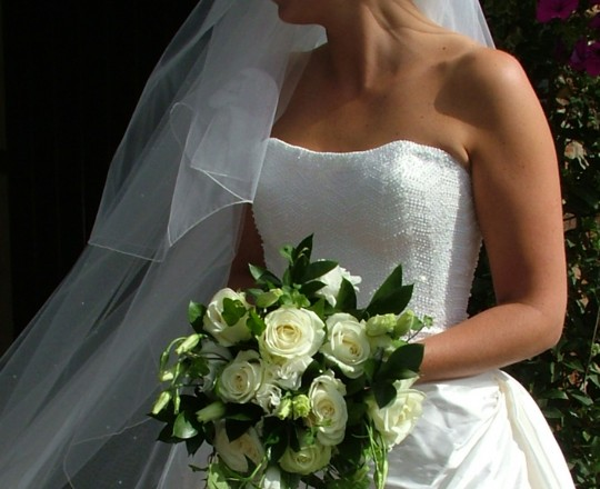 Brides Bouquet, Joanna Carter Wedding Flowers, Oxfordshire, Buckinghamshire, Berkshire & London