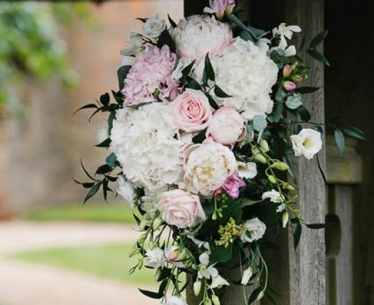 Church Flowers, Buckinghamshire weddings, Joanna Carter Flowers