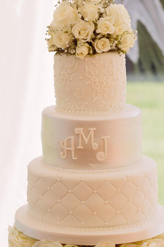 Cake Top Dome of Flowers, Joanna Carter Wedding Flowers, Oxford, Oxfordshire, Buckinghamshire, Berkshire & London