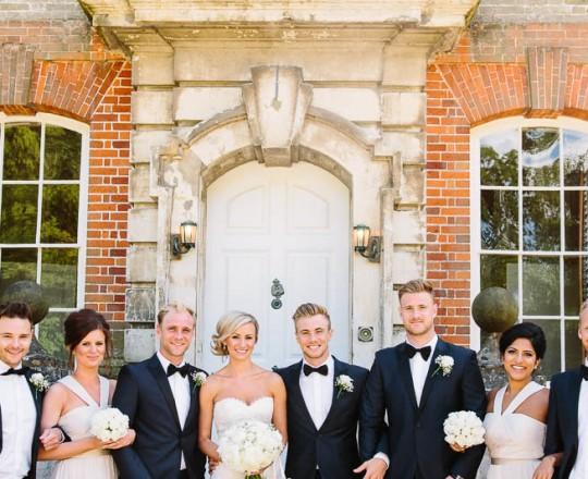 Bridal Party, Joanna Carter Wedding Flowers, Oxford, Oxfordshire, Buckinghamshire, Berkshire & London