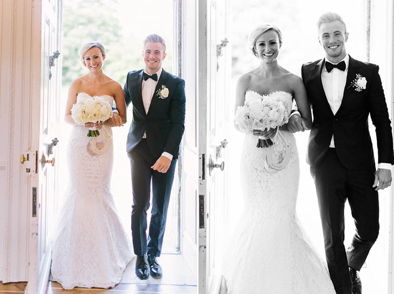 The Bride & Groom, Joanna Carter Wedding Flowers, Oxford, Oxfordshire, Buckinghamshire, Berkshire & London
