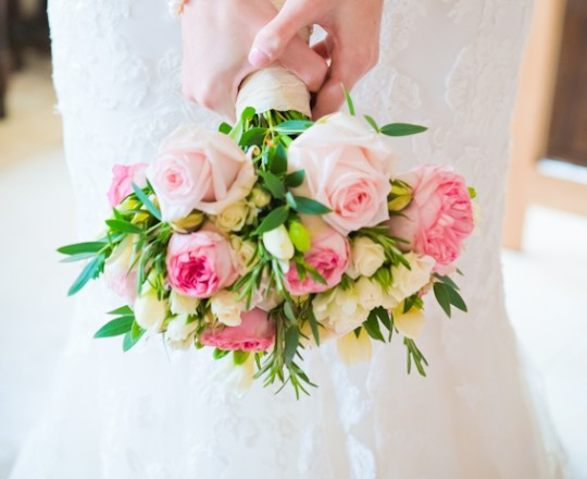 Beautiful Bespoke Elegant Brides Bouquet, with fabulous and gorgeous wedding flowers at Caswell House, Oxfordshire, Joanna Carter Wedding Flowers