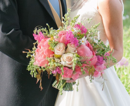Beautiful Bespoke Elegant Brides Bouquet, with gorgeous fabulous wedding flowers, Berkshire, Joanna Carter Wedding Flowers