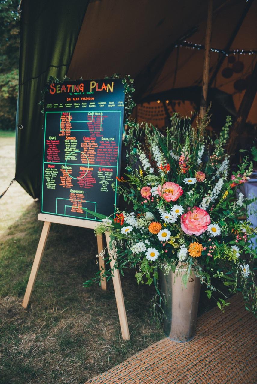 Anna and joes wildflower wedding at hall barn joanna carter joanna carter wedding flowers oxford oxfordshire buckinghamshire berkshire london izmirmasajfo