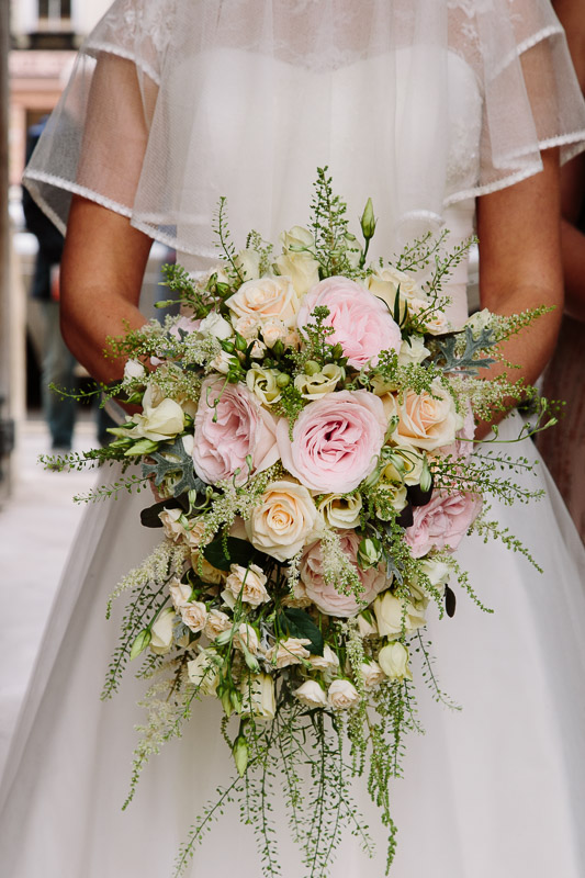 Brides Bouquet, Joanna Carter Wedding Flowers Oxford, Oxfordshire, Buckinghamshire, Berkshire & London