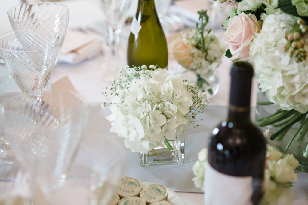 Reception Flowers, Caswell House Joanna Carter wedding flowers, Oxfordshire, Berkshire, Buckinghamshire, London