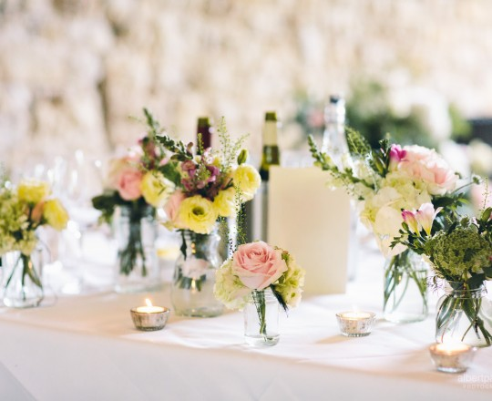 Wedding Flowers Notley Abbey Buckinghamshire