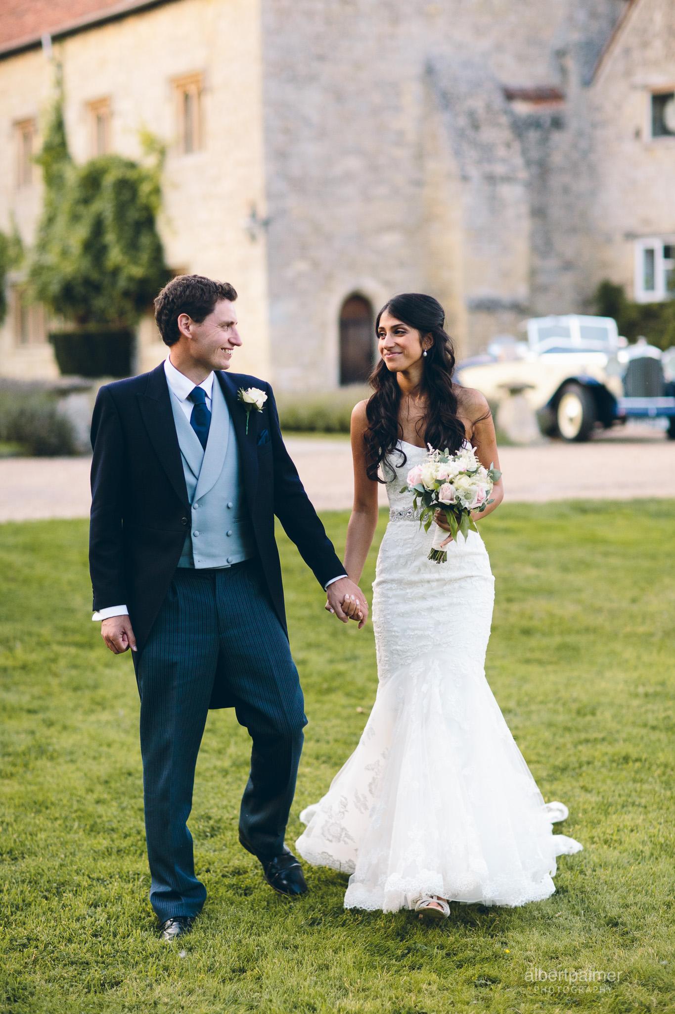 Joanna Carter Wedding Flowers Notley Abbey
