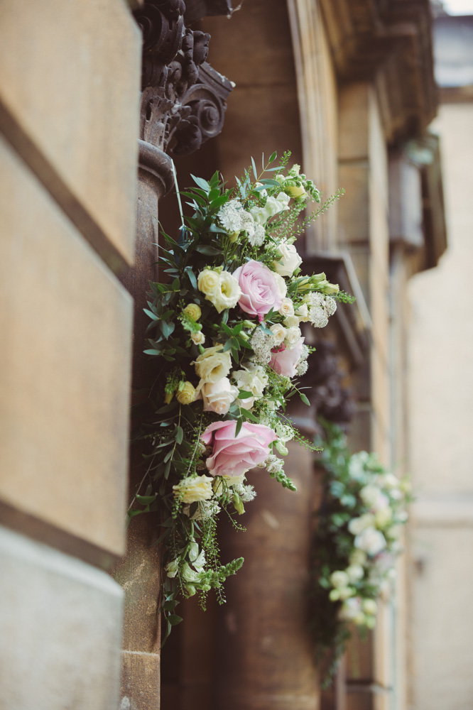 Oxford college wedding flowers, Joanna Carter wedding flowers, Oxfordshire, Berkshire, Buckinghamshire