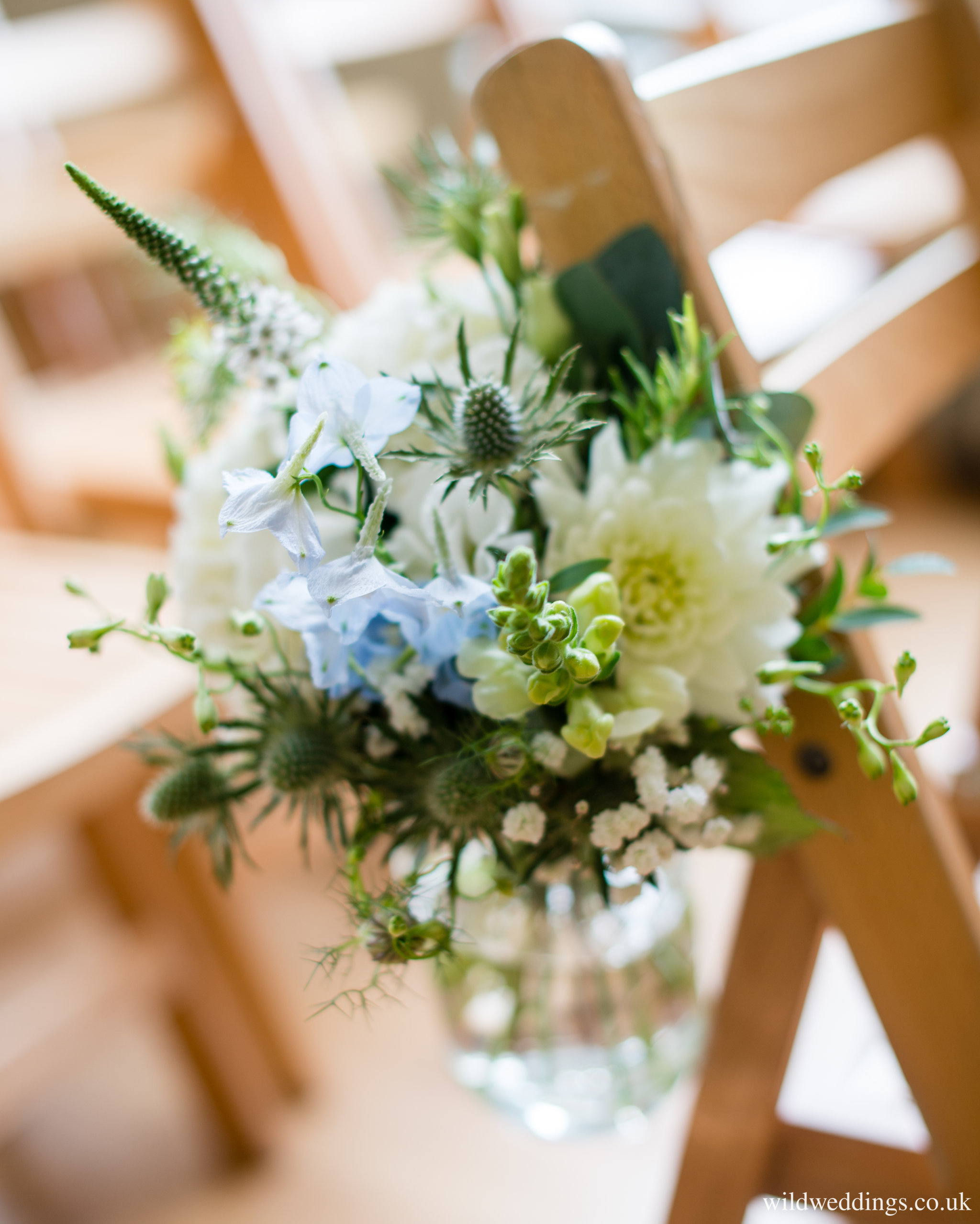 Wedding Flowers Berkshire: Ceremony Flowers - Joanna Carter Wedding Flowers
