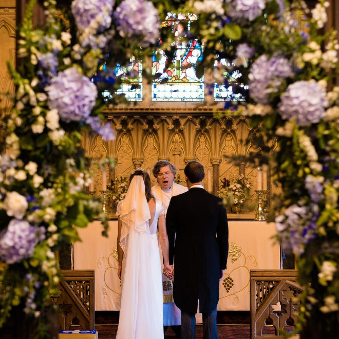 Wedding Flowers Berkshire: Church Flowers - Joanna Carter Wedding Flowers