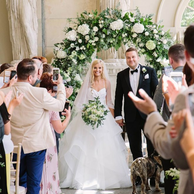 Wedding Flowers Berkshire: Joanna Carter Wedding Flowers